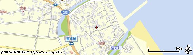 大分県国東市国東町富来浦2204周辺の地図