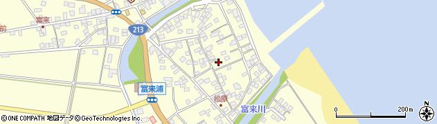 大分県国東市国東町富来浦2207周辺の地図