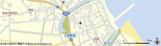 大分県国東市国東町富来浦2099周辺の地図