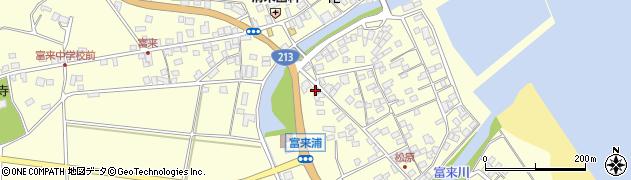 大分県国東市国東町富来浦2088周辺の地図