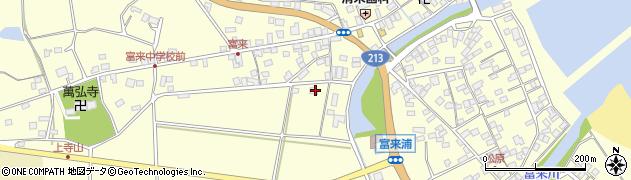 大分県国東市国東町富来浦1637周辺の地図