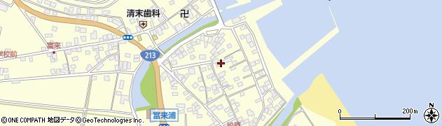 大分県国東市国東町富来浦2170周辺の地図