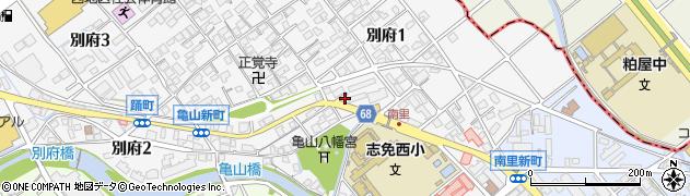 株式会社わたつみ興産周辺の地図