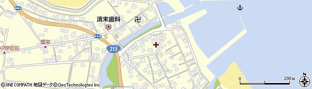 大分県国東市国東町富来浦2150周辺の地図