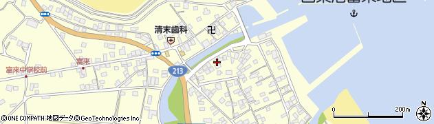 大分県国東市国東町富来浦2134周辺の地図