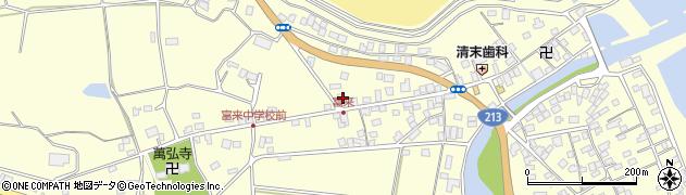大分県国東市国東町富来浦1325周辺の地図