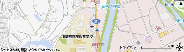 アートヘアーシック(CHIC)周辺の地図