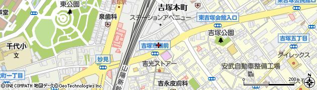 株式会社エスパース建設周辺の地図