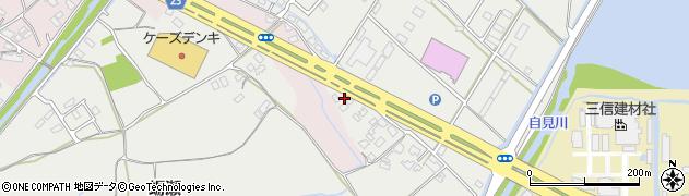 大分県中津市蛎瀬1162周辺の地図