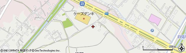 大分県中津市蛎瀬965周辺の地図