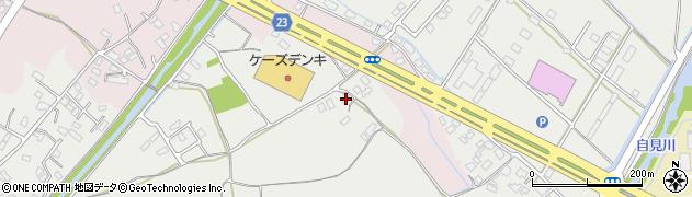 大分県中津市蛎瀬946周辺の地図