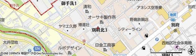 株式会社松田自動車整備工場周辺の地図