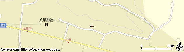 大分県国東市国東町富来1048周辺の地図