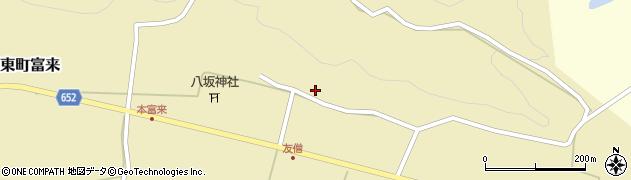 大分県国東市国東町富来1033周辺の地図