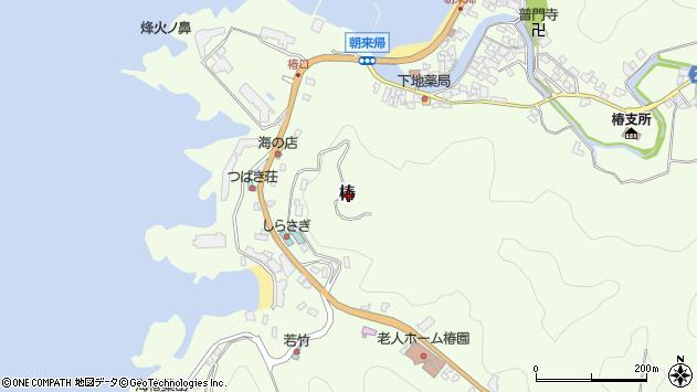 〒649-2326 和歌山県西牟婁郡白浜町椿の地図