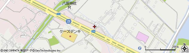 大分県中津市大塚576周辺の地図