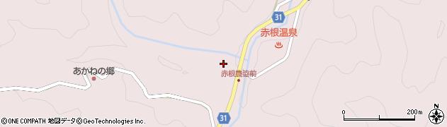 大分県国東市国見町赤根2119周辺の地図