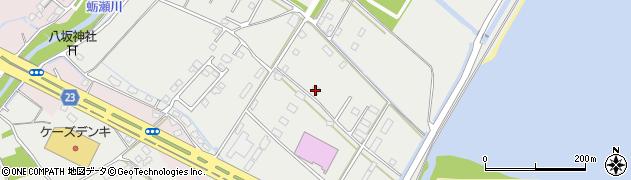 大分県中津市蛎瀬1297周辺の地図