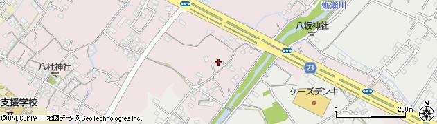 大分県中津市大塚496周辺の地図