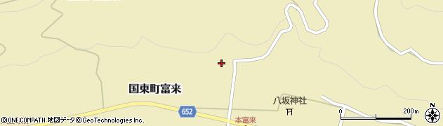 大分県国東市国東町富来796周辺の地図