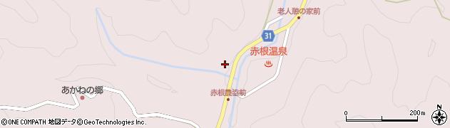 大分県国東市国見町赤根2209周辺の地図