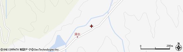 大分県国東市国東町大恩寺2495周辺の地図