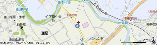 藤川電気周辺の地図