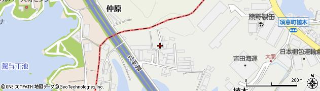 株式会社横山工産周辺の地図