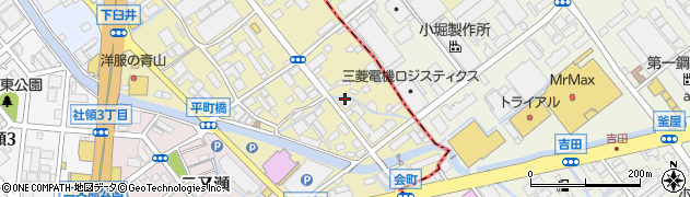 株式会社興栄周辺の地図