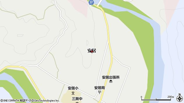 〒649-2532 和歌山県西牟婁郡白浜町安居の地図