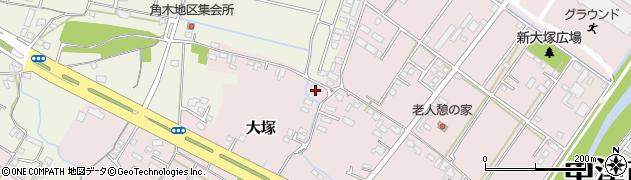 大分県中津市大塚625周辺の地図