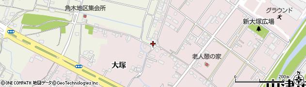 大分県中津市大塚897周辺の地図