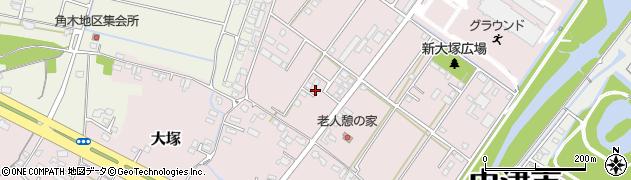 大分県中津市大塚781周辺の地図