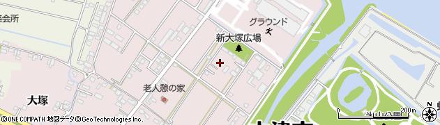大分県中津市大塚704周辺の地図