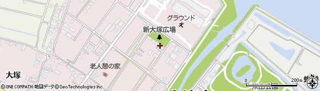 大分県中津市大塚702周辺の地図