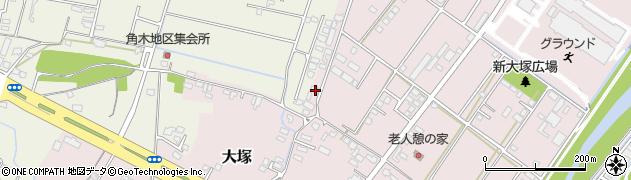 大分県中津市大塚895周辺の地図