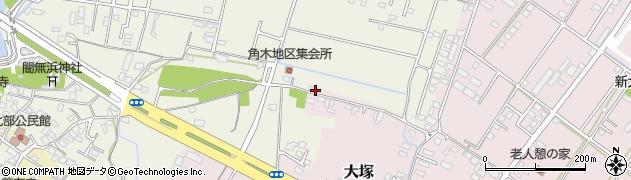 大分県中津市大塚647周辺の地図