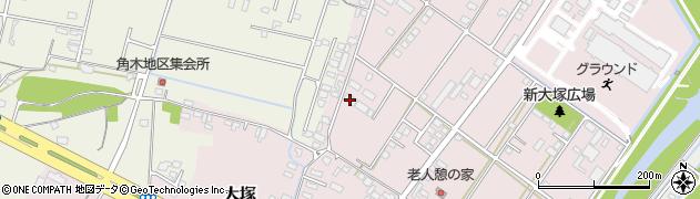 大分県中津市大塚791周辺の地図