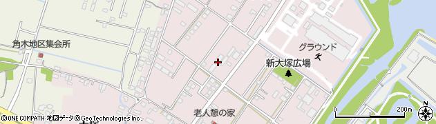 大分県中津市大塚770周辺の地図