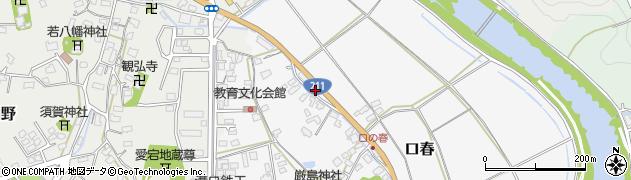 オートショップJ‐ONE周辺の地図