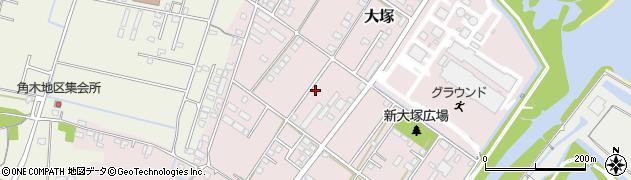 大分県中津市大塚777周辺の地図