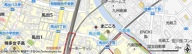 有限会社E.S.R周辺の地図