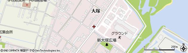 大分県中津市大塚758周辺の地図