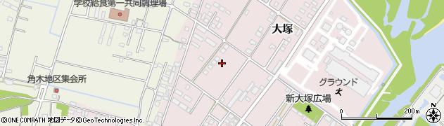 大分県中津市大塚799周辺の地図