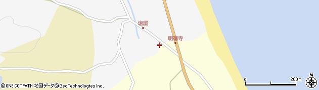 大分県国東市国東町東堅来2922周辺の地図
