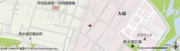 大分県中津市大塚835周辺の地図