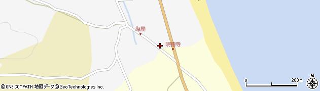 大分県国東市国東町東堅来26周辺の地図