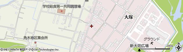 大分県中津市大塚837周辺の地図