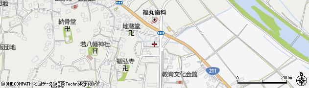 北川整体療術院周辺の地図