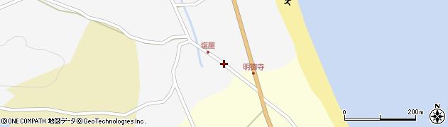 大分県国東市国東町東堅来22周辺の地図
